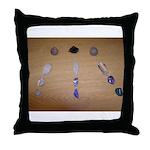 Stone Awen Throw Pillow