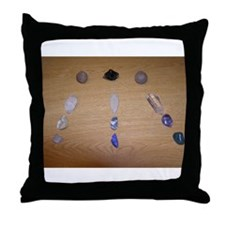 Stone Awen Throw Pillow