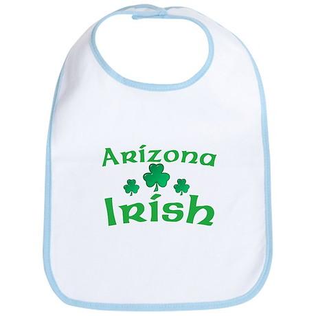 Arizona Irish Shamrocks Bib