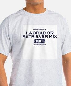 Property of Labrador Retriever Mix T-Shirt