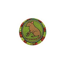 Year of the Rat 2 Mini Button