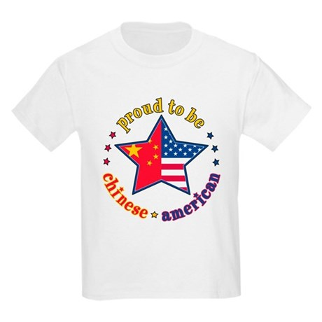 Kids Light T-Shirt/Chinese American