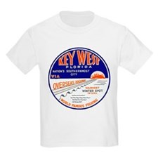 Key West Florida (Front) T-Shirt