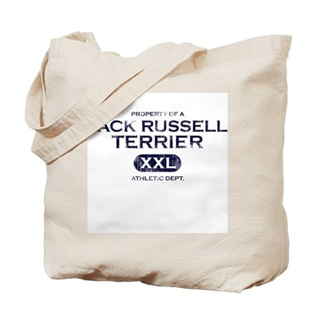 Property of Jack Russell Tote Bag