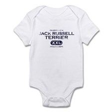 Property of Jack Russell Baby Bodysuit