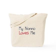 My Nonno Loves Me Tote Bag