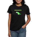 GEEKASAURUS Women's Dark T-Shirt