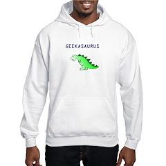 GEEKASAURUS Hoodie