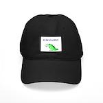 GEEKASAURUS Black Cap