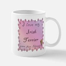 Irish Terrier Shopping Mug