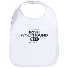 Property of Irish Wolfhound Bib