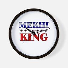 MEKHI for king Wall Clock