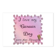 Canaan Shopping Postcards (Package of 8)