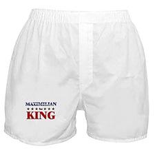 MAXIMILIAN for king Boxer Shorts