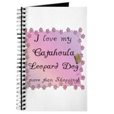 Catahoula Shopping Journal