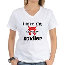 Unique Soldiers sweetheart Shirt