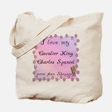 Cavalier Shopping Tote Bag