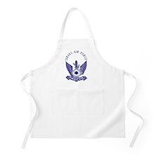 Israel Air Force Blue BBQ Apron