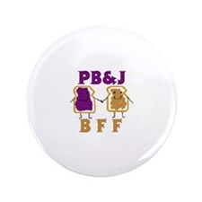 """Cute Peanuts 3.5"""" Button (100 pack)"""