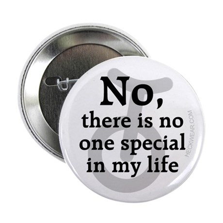 No One Special Button