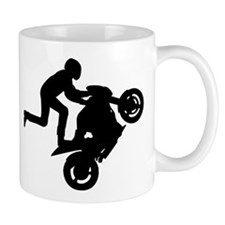 Wheelie Mug