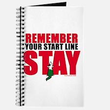 Start Line Stay Journal