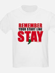 Start Line Stay T-Shirt