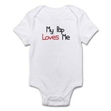My Pap Loves Me Infant Bodysuit