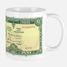 Irish Money Mug
