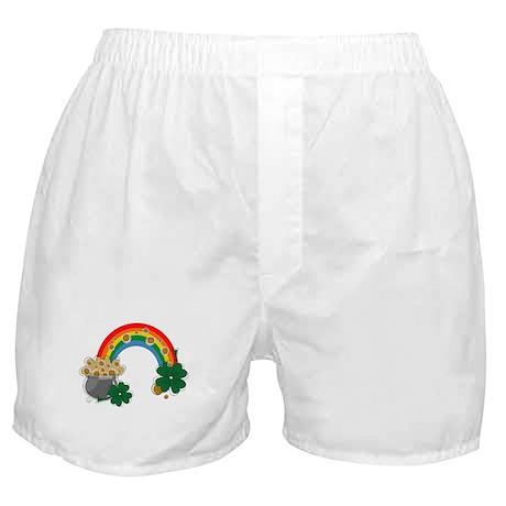 RAINBOW, CLOVER & GOLD Boxer Shorts