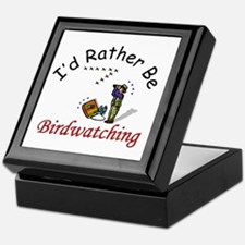 Birdwatching Keepsake Box