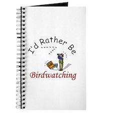 Birdwatching Journal
