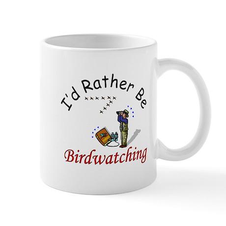 Birdwatching Mug