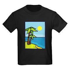 Beach Scene T