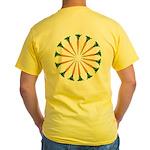 Carrot Diamond & Ring Yellow T-Shirt