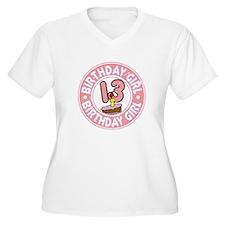 Birthday Girl #13 T-Shirt