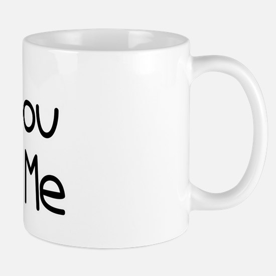 My Papou Loves Me Mug