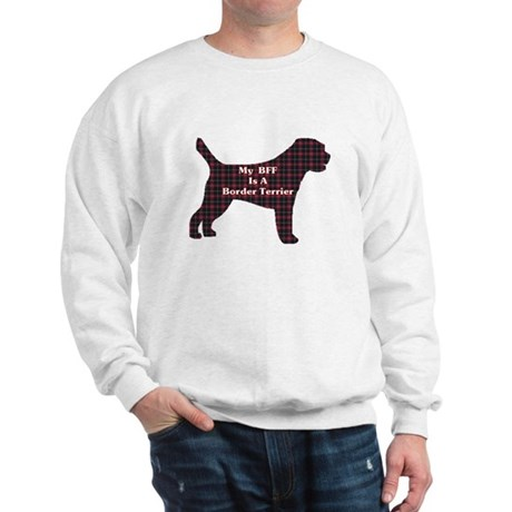 BFF Border Terrier Sweatshirt