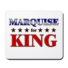 MARQUISE for king Mousepad