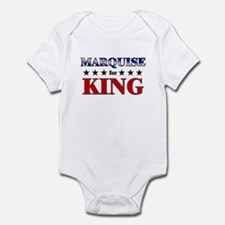MARQUISE for king Infant Bodysuit