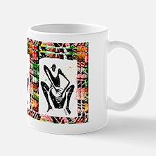 African Drummer Mug