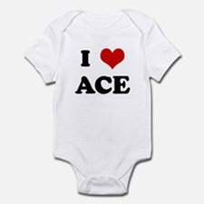 I Love ACE Infant Bodysuit