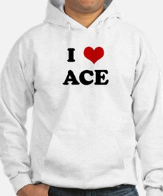 I Love ACE Jumper Hoody
