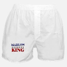 MARLON for king Boxer Shorts