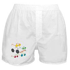 Imagine Glasses Colors Boxer Shorts