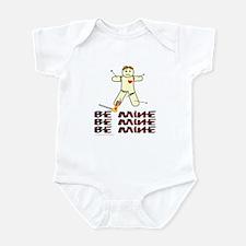 VOODOO VALENTINE'S DAY Infant Bodysuit