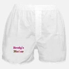 Brody's Mother  Boxer Shorts