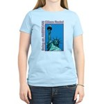 Being an American Citizen Rocks! Women's Light T-S