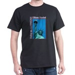 Being an American Citizen Rocks! Dark T-Shirt