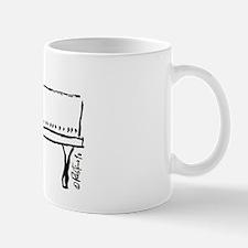 I Love a Piano Mug